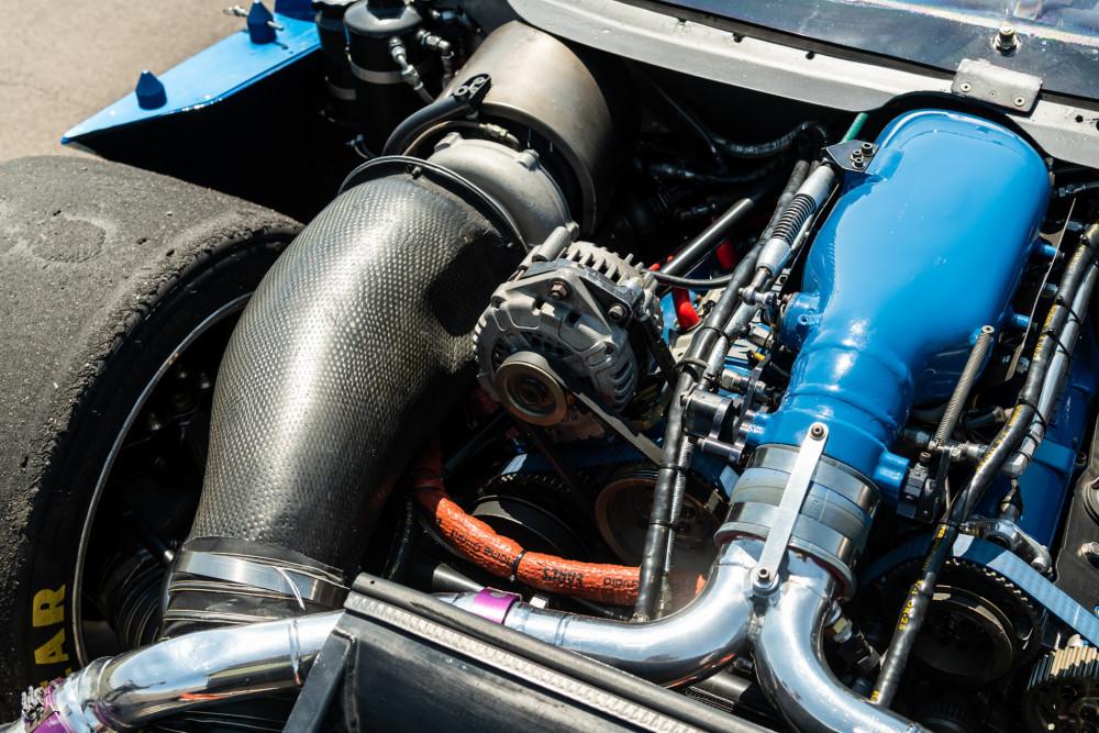 Foto de Nissan 300ZX Turbo IMSA GTO (1989), a subasta (6/20)