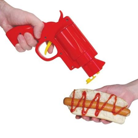 pistola ketchup
