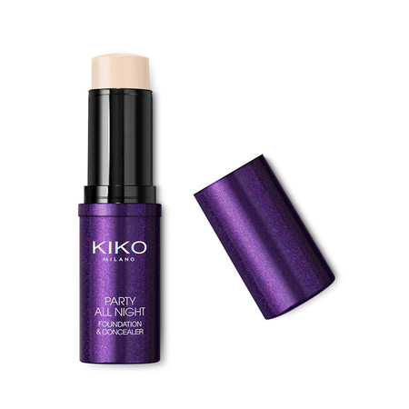 Kiko milano coleccion maquillaje all night party