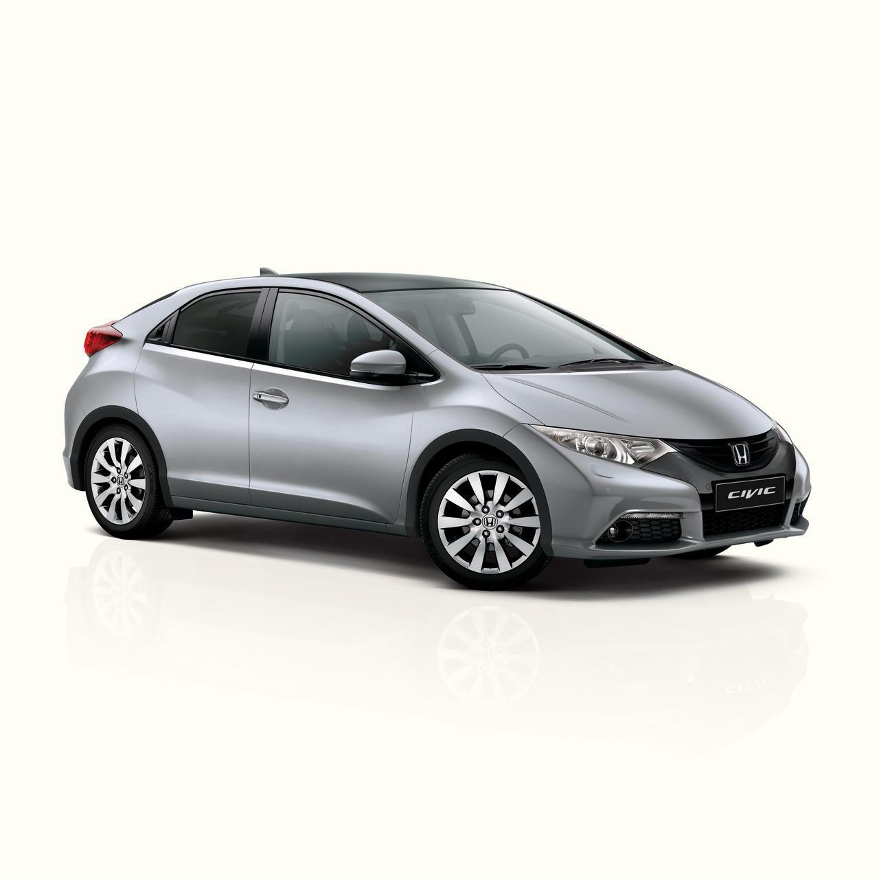 Foto de Honda Civic 2012 (50/153)