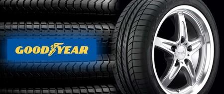 Goodyear neumáticos de soya