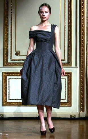 El vestido del que me he enamorado en la Semana de la Moda de Paris: Didit Hediprasetyo