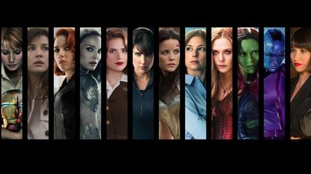 Mujeres Marvel