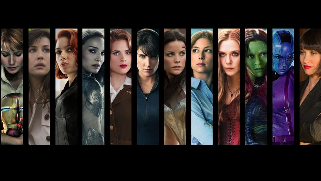 Frauen Marvel