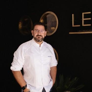 Dani García abrirá Leña en Madrid, en el local que ocupaba el dos estrellas Michelin Santceloni (que se trasladará a otro espacio)