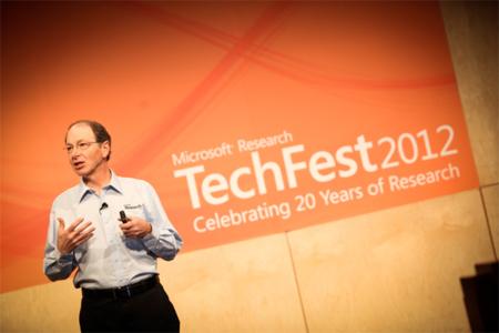 Los últimos proyectos de Microsoft Research en el TechFest 2012
