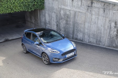 Ford Fiesta St 2020 Prueba 008
