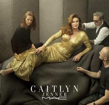 Caitlyn Jenner anuncia colaboración con la firma de cosméticos MAC