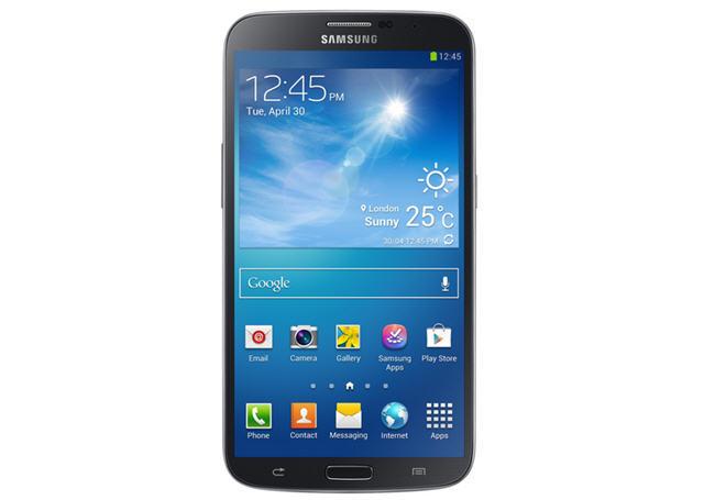 Foto de Samsung Galaxy Mega (3/13)
