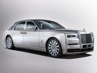 El nuevo Rolls-Royce Phantom es, sin falsa modestia, el auto más lujoso del mundo
