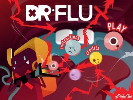 Ayuda al Dr. Flux a enfrentar poderosas tropas de virus