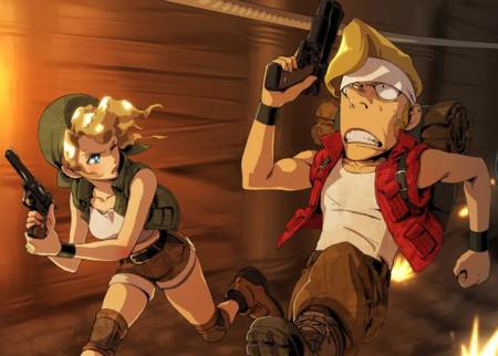 Metal Slug 3 imprime de nostalgia mal entendida a Playstation Network