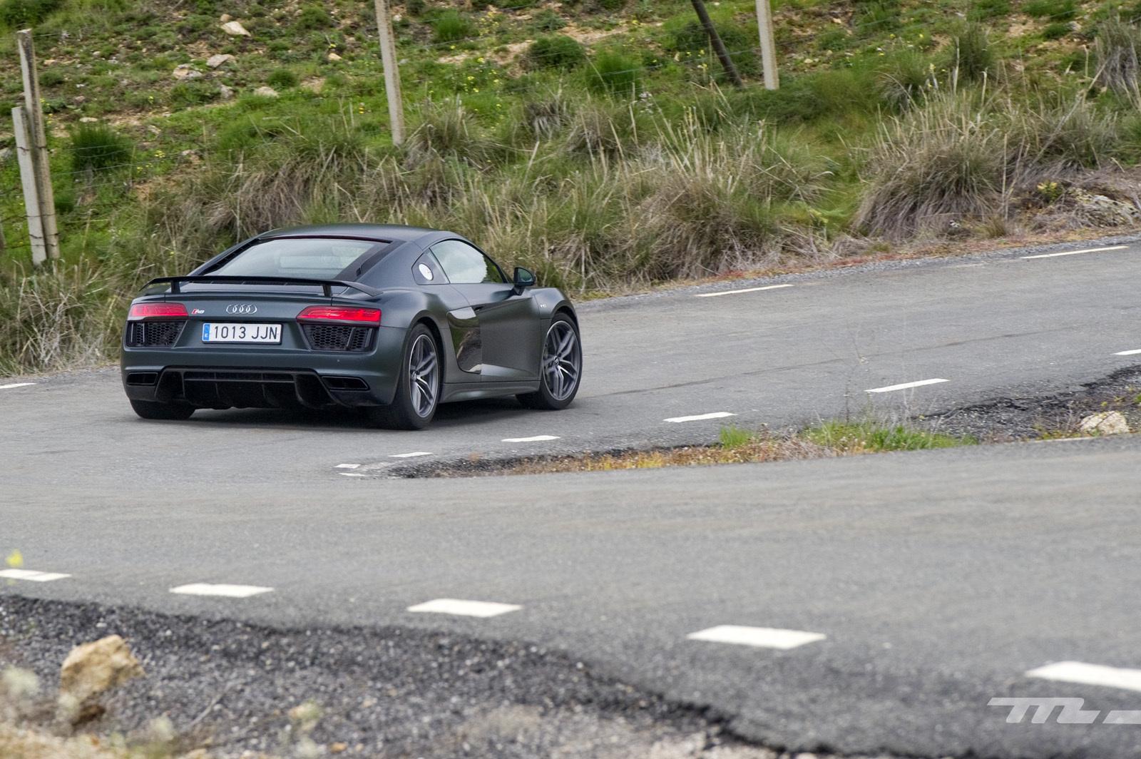 Foto de Audi R8 V10 Plus (prueba) (20/39)