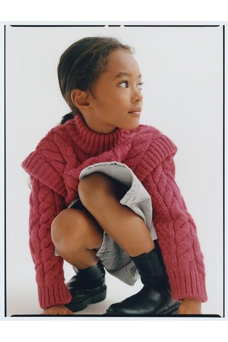 Jerseis Otono 2020 Zara Kids 05