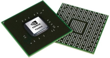NVidia Tegra CPU
