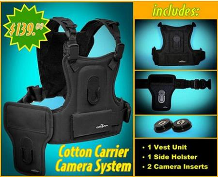 Cotton Carrier Camera System