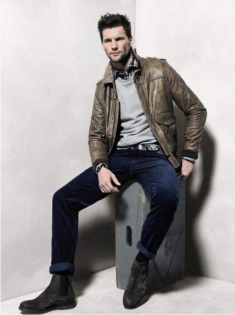 Foto de HE by Mango Lookbook Noviembre 2012 (3/20)