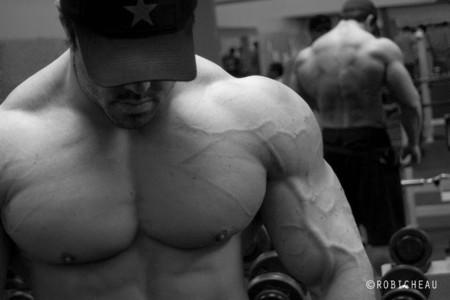 Controla tus niveles de cortisol si quieres ganar músculo