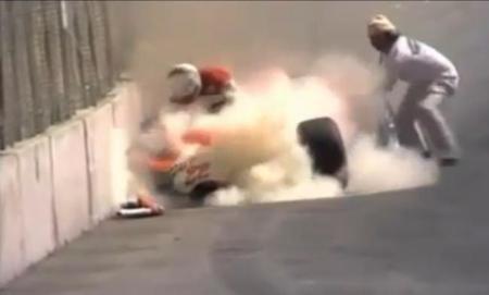 De Cesaris Long Beach 1982