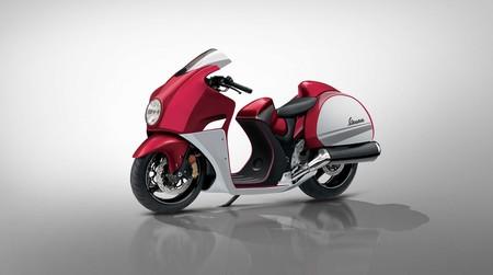 Vespa Sport Bike