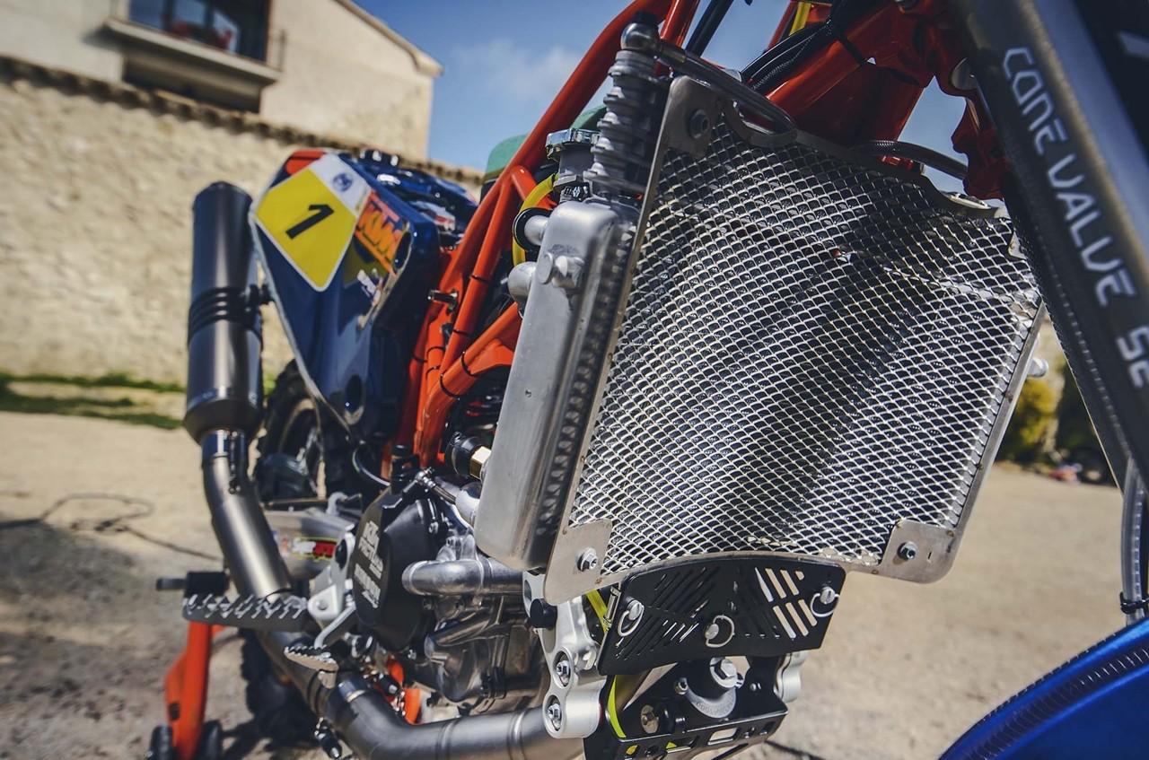 Foto de KTM 450 Rally (37/47)