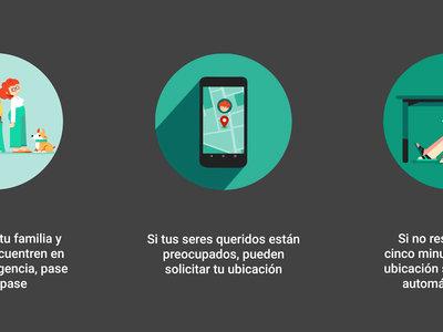 Así es Contactos de Confianza de Google: la aplicación para que te encuentren en caso de emergencia