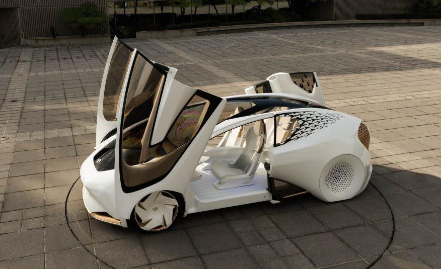 Toyota Concept-i, el auto que quiere ser tu amigo
