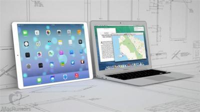 ¿Cómo encajaría en Apple un iPad de 12.9 pulgadas?