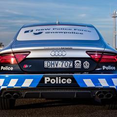 Foto 10 de 15 de la galería audi-s7-sportback-policia-australia en Motorpasión