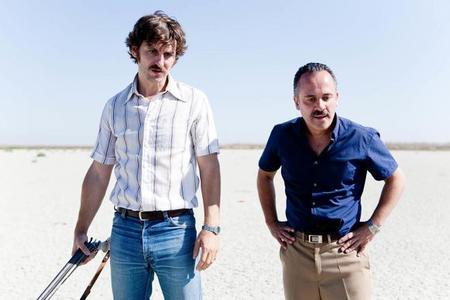 Raúl Arévalo y Javier Gutiérrez