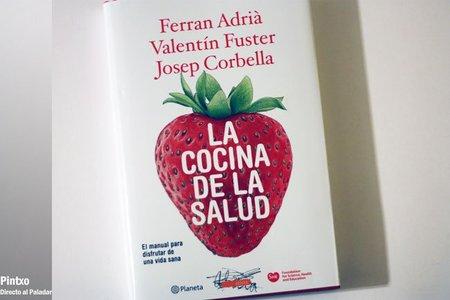 El libro de La cocina de la salud