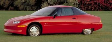 General Motors EV1: Así fue el primer coche eléctrico fabricado en masa