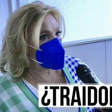 El arrebato de Carmen Borrego: abandona 'Viva la Vida' entre lágrimas y advierte con tomar acciones legales