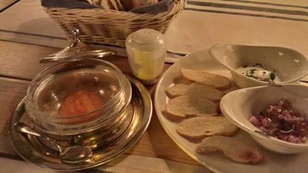 Restaurante Cabaña Marconi Caviar de Kalix
