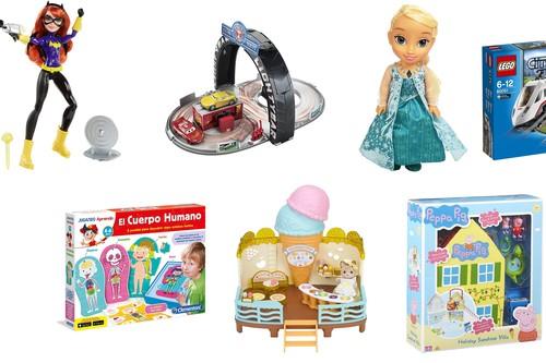 Cyber Monday en Amazon: 7 juguetes rebajados para todas las edades (Cars, Frozen, Peppa Pig, Lego...)