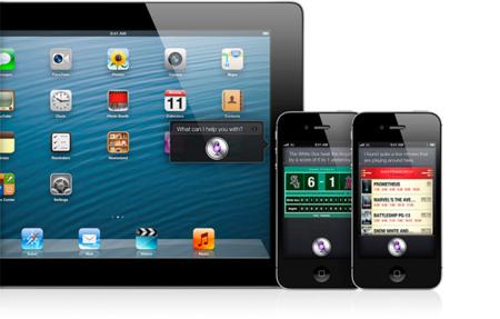 Siri en iOS 6 (ahora compatible con el nuevo iPad)