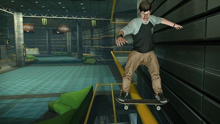 El primer DLC de 'Tony Hawk's Pro Skater HD' traerá niveles de la tercera  entrega y la posibilidad de hacer revert