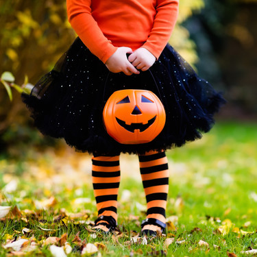 37 disfraces caseros de Halloween para niños, fáciles y baratos