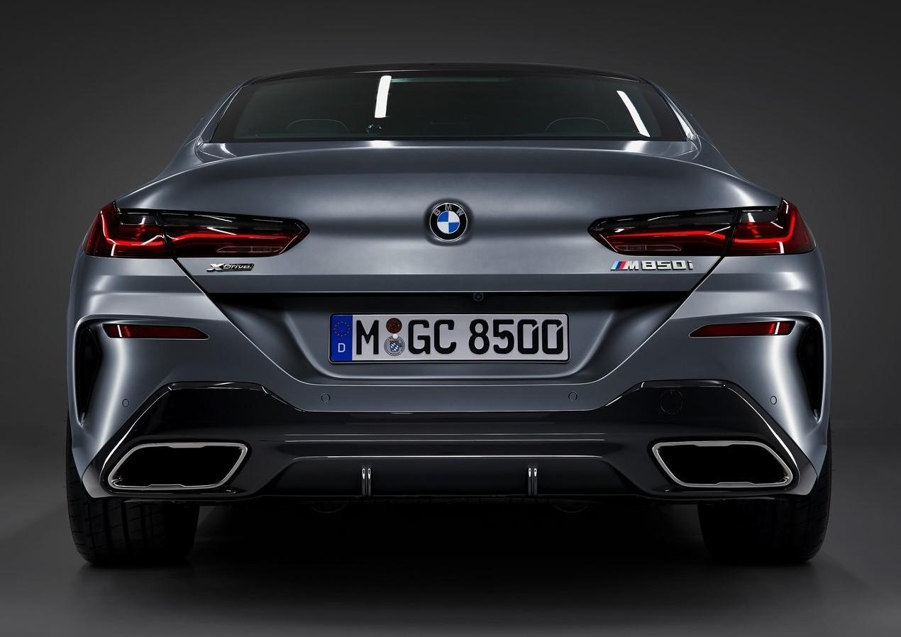 Foto de BMW Serie 8 gran coupé 2020 (16/17)