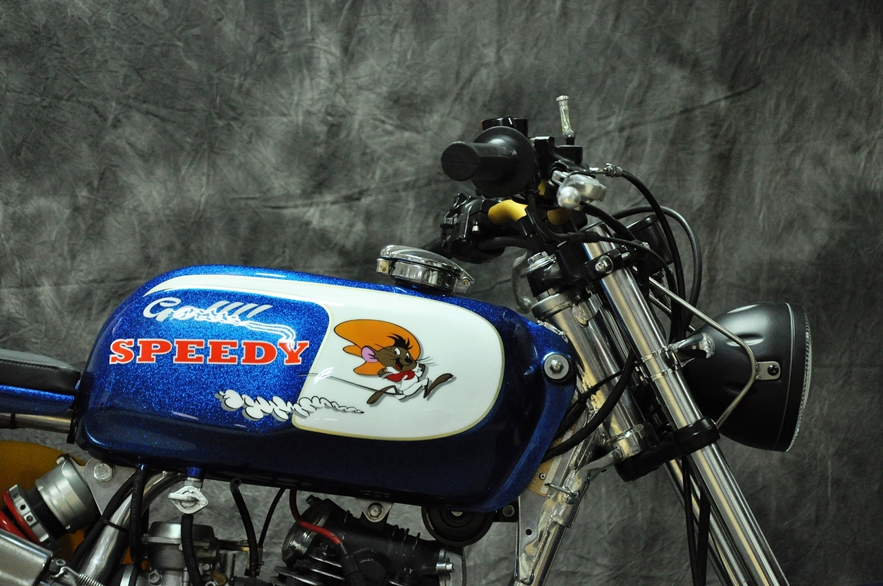 Foto de XTR Pepo Speedy SR 250 1985 (2/34)
