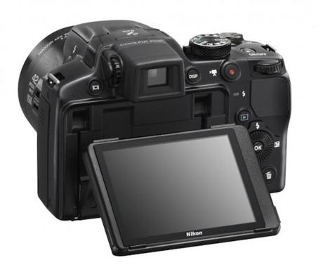 Nikon P510 pantalla