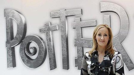 ... y J.K. Rowling desveló el misterio de 'Pottermore'