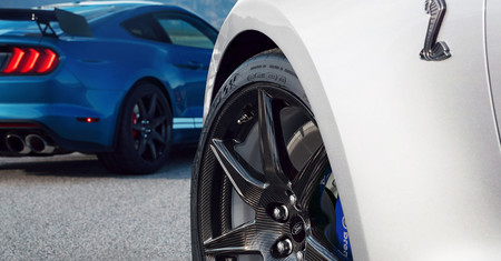 Hennessey Performance Ford Mustang Shelby GT500