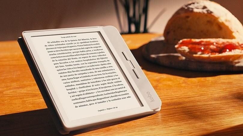 Kobo Libra H2O: poder leer bajo el agua hasta dos horas es el arma contra el rey Kindle
