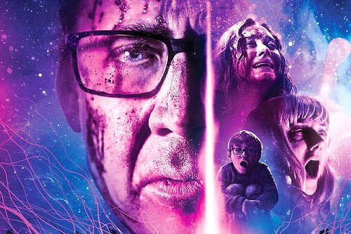 'Color Out of Space': una enloquecida puesta al día de Lovecraft con un Nicolas Cage en su salsa
