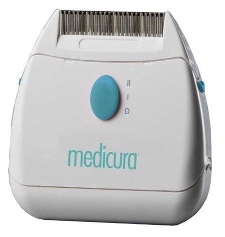 Medicura M269, un nuevo invento contra los piojos