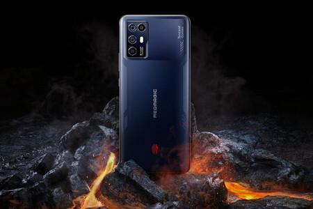 Nubia Red Magic 6R: toda la potencia de un móvil gaming, ahora en un dispositivo mucho más fino y ligero