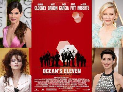 La versión femenina de 'Ocean's Eleven' ya tiene reparto... y es muy llamativo