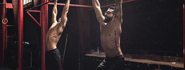 Practica CrossFit sin necesidad de material: cinco ejercicios para ponerte en forma solo con el peso de tu cuerpo