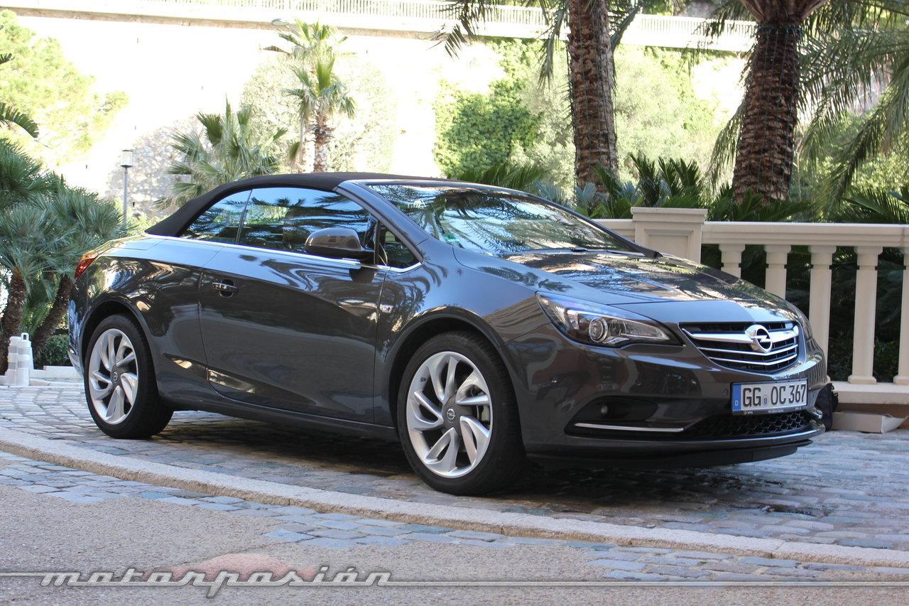 Foto de Opel Cabrio 2013 (presentación) (40/52)